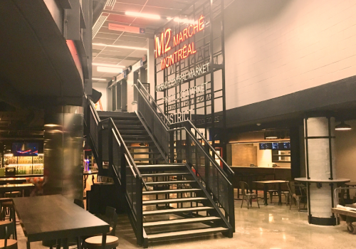 Bell Centre - Food Court
